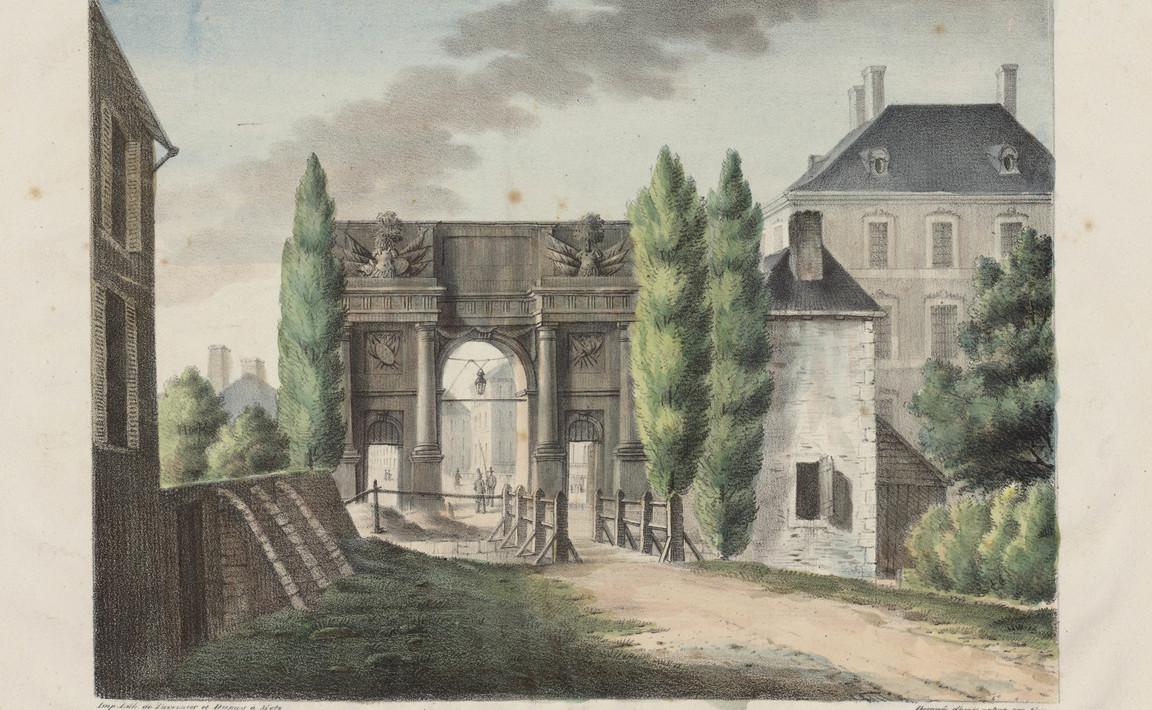 Contenu du La Porte Sainte Catherine
