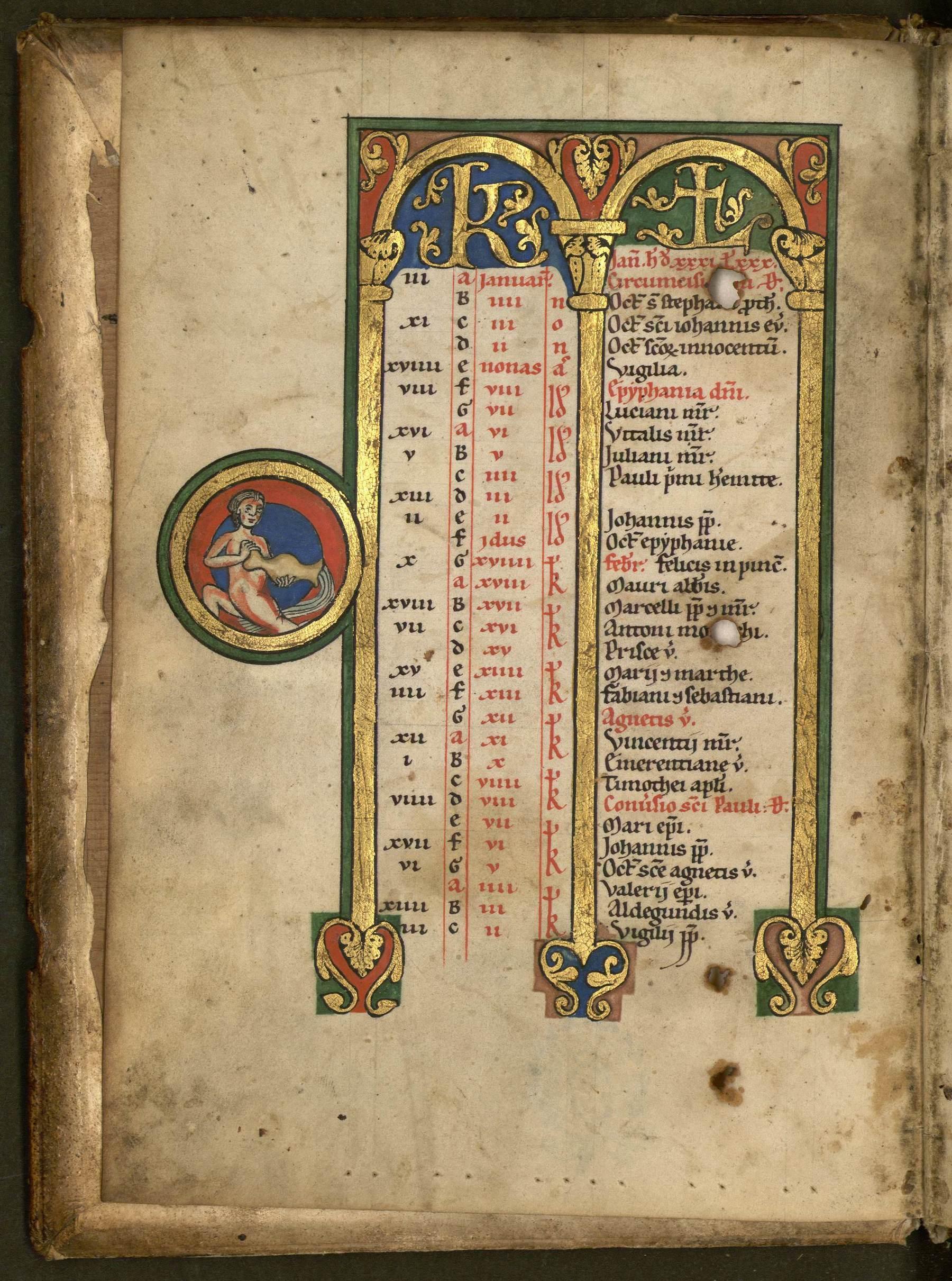 Contenu du Psalterium