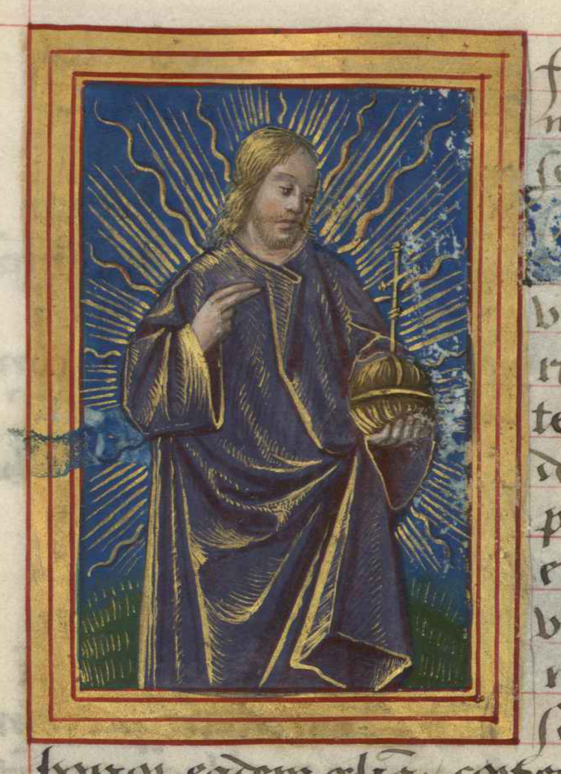 Contenu du Le Christ