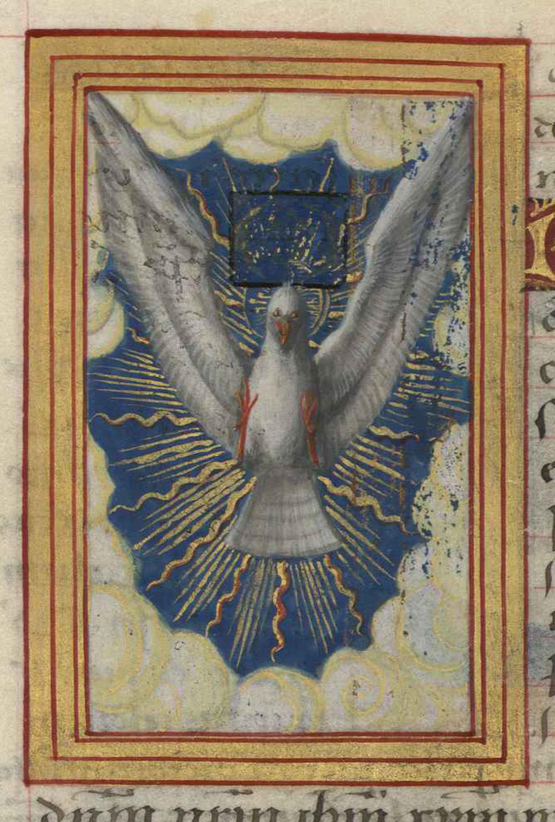 Contenu du Le Saint Esprit