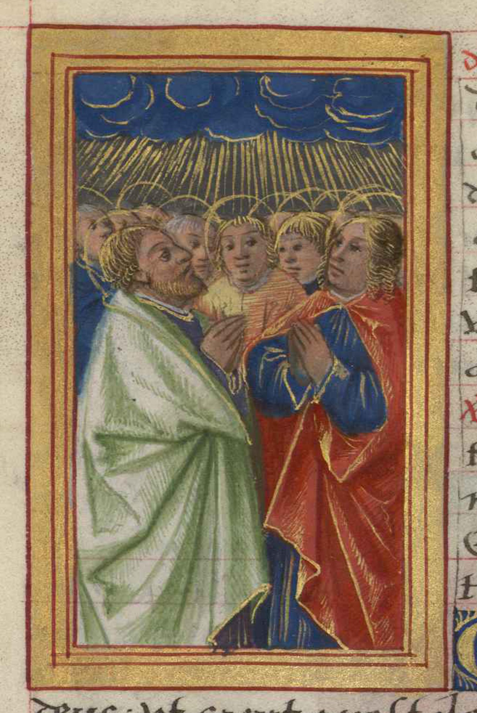 Contenu du Les Apôtres