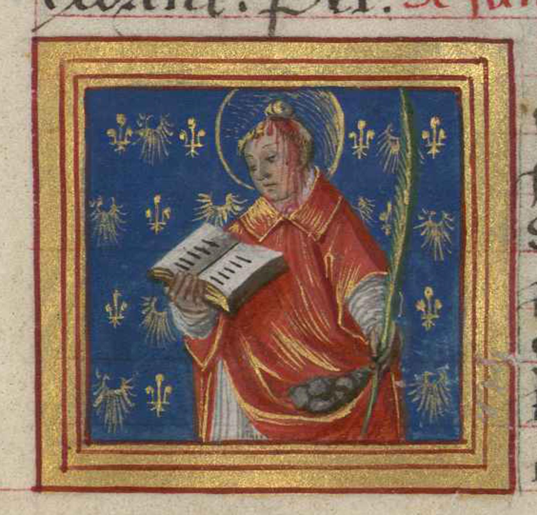 Contenu du Saint Etienne