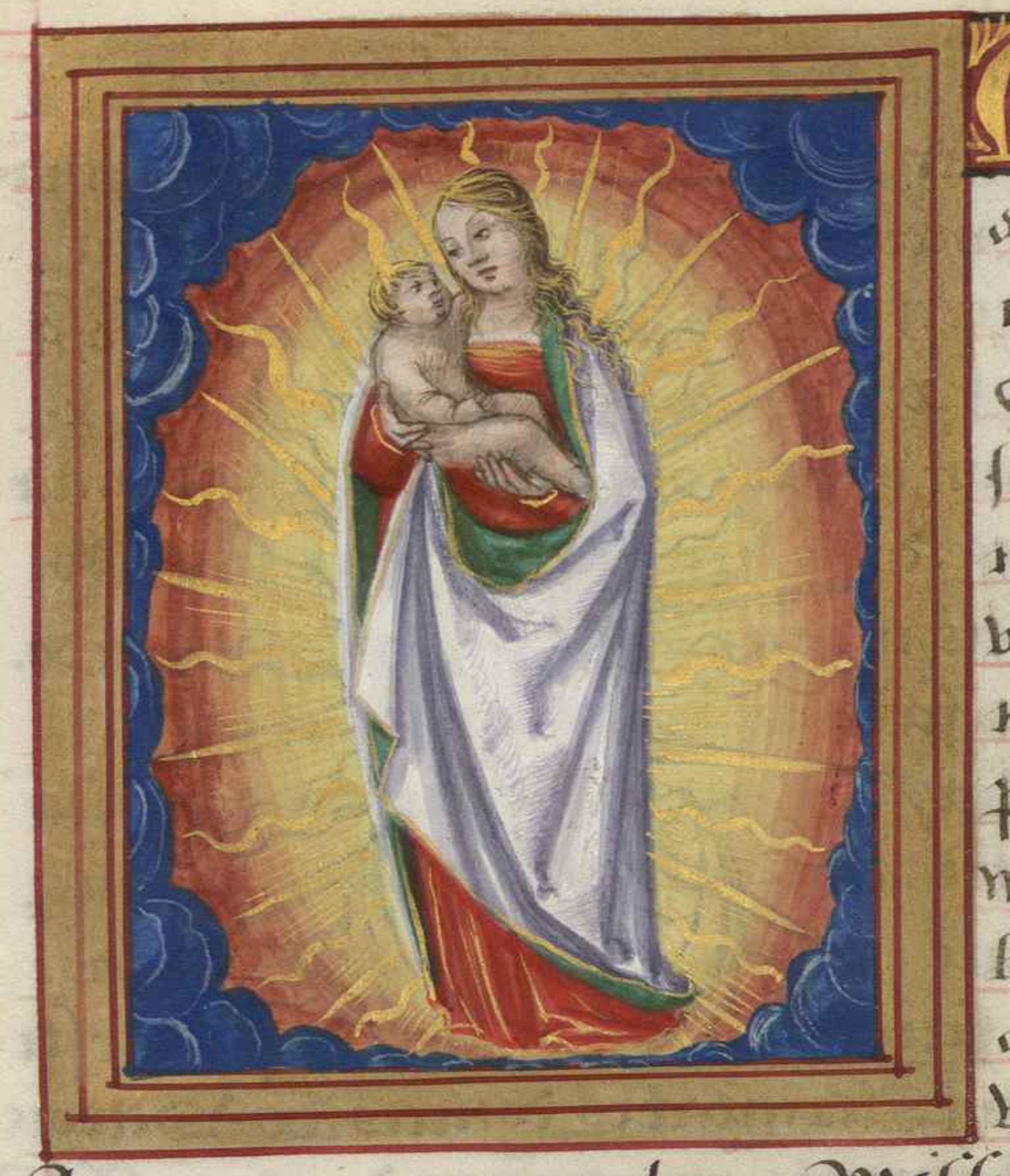 """Contenu du Prière : """"Oraison très dévote à notre Dame, à lire tous les samedis"""""""