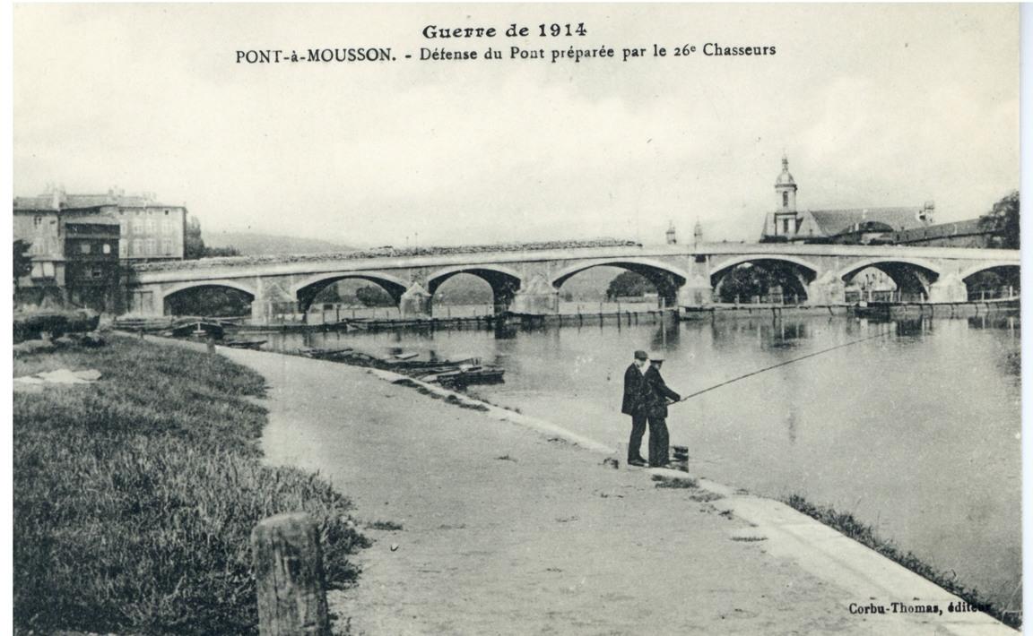 Contenu du Pont-à-Mousson : l'abbaye des Prémontrés
