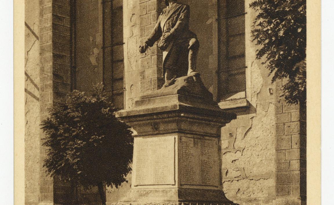 Contenu du Monument aux Morts de Blénod-les-Pont-à-Mousson