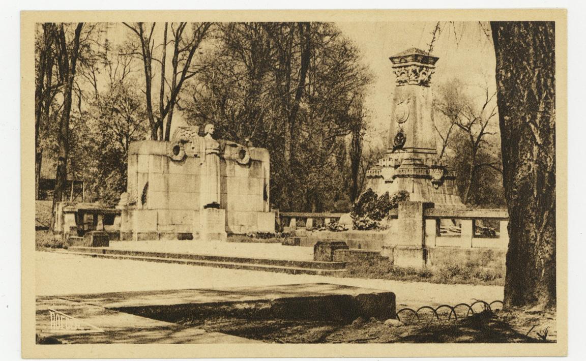 Contenu du Monuments aux Morts de Toul