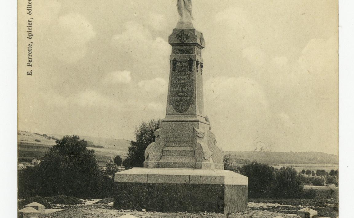 Contenu du Monument aux Morts de Demange-aux-Eaux