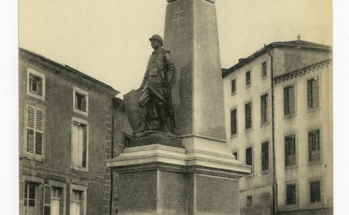 Contenu du Monument aux Morts de Gondrecourt