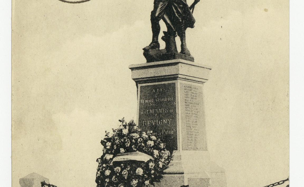 Contenu du Monuments aux Morts de Revigny-sur-Ornain