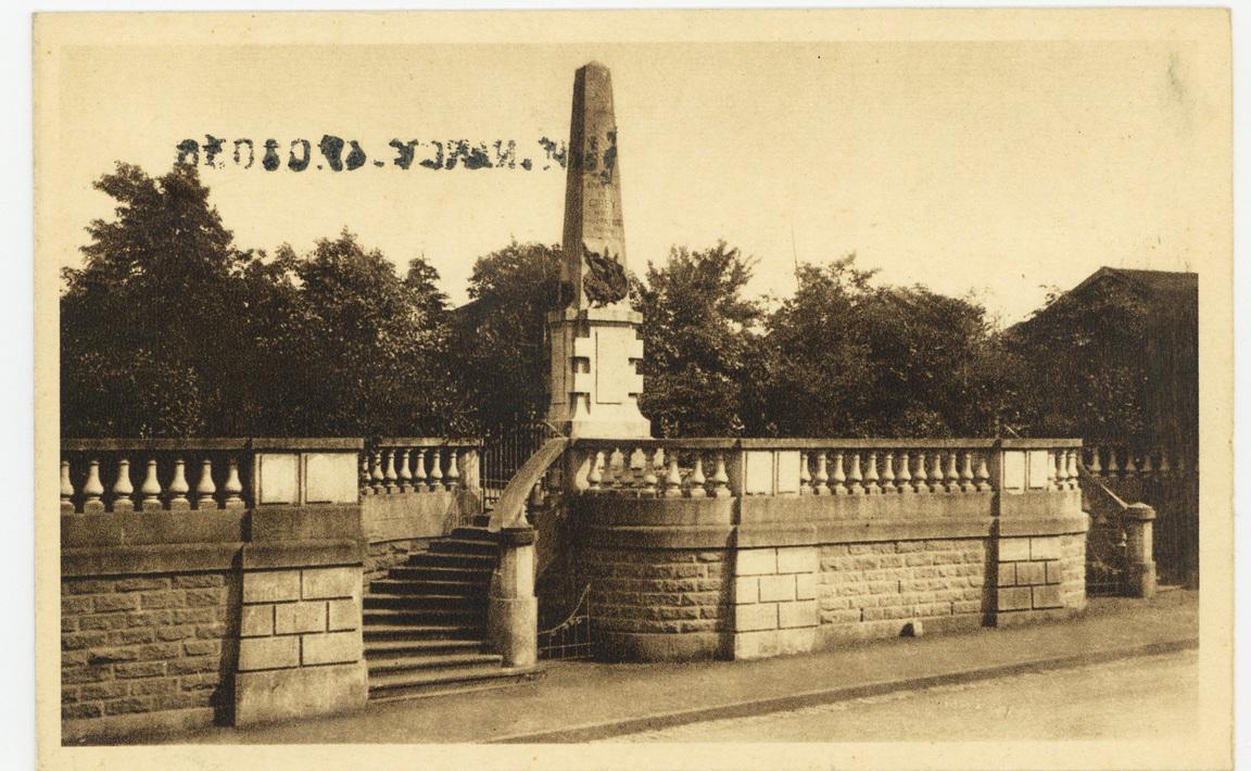 Contenu du Monument aux Morts  de Cirey-sur-Vezouze