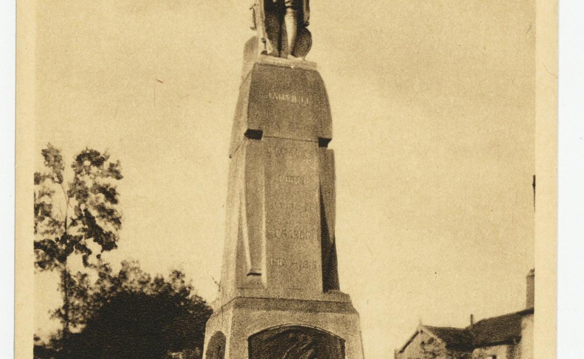 Contenu du Monument aux Morts de Jarville-la-Malgrange