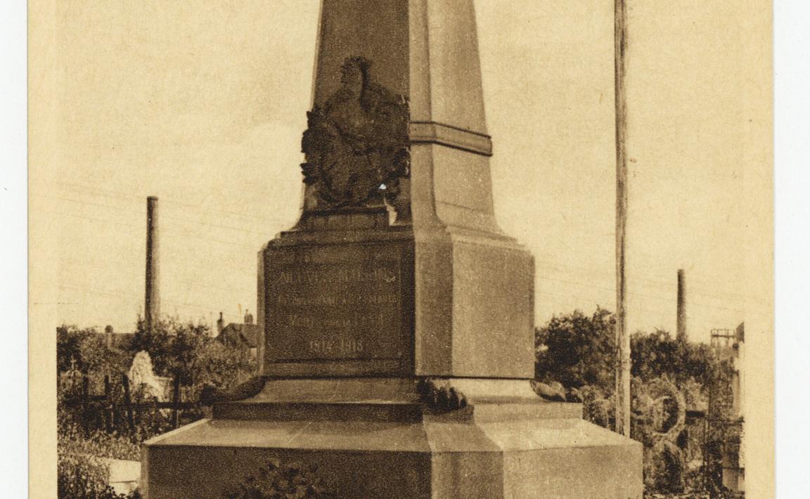 Contenu du Monument aux Morts de Neuves-Maisons
