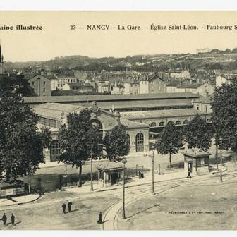 De Bussang à Metz : découvrez les gares à l'orée du XXe siècle