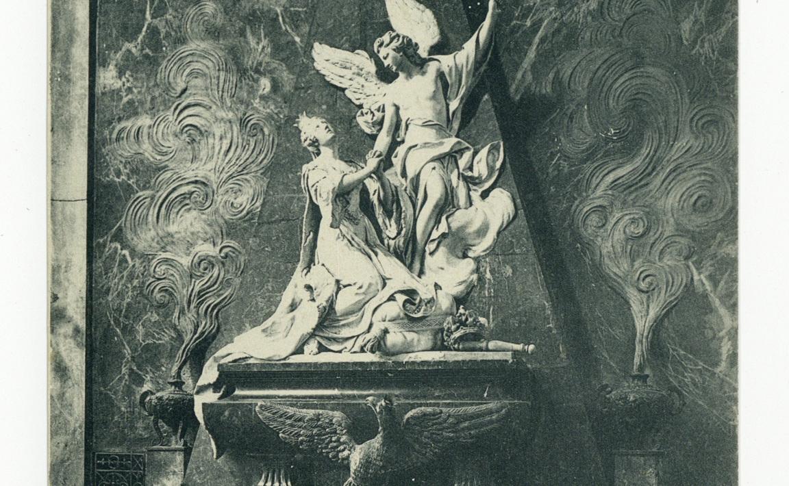 Contenu du Nancy : tombeau de la Reine Leckzinska (Église de Bonsecours)