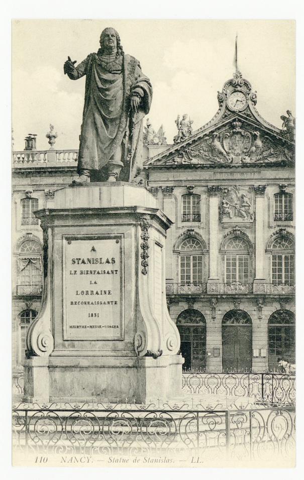 Contenu du Hommes et femmes célèbres de Lorraine