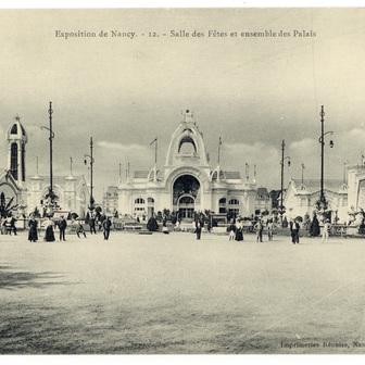 Découvrir les arts et les techniques à Nancy en 1909