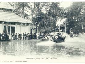 Contenu du Se distraire à Nancy en 1909