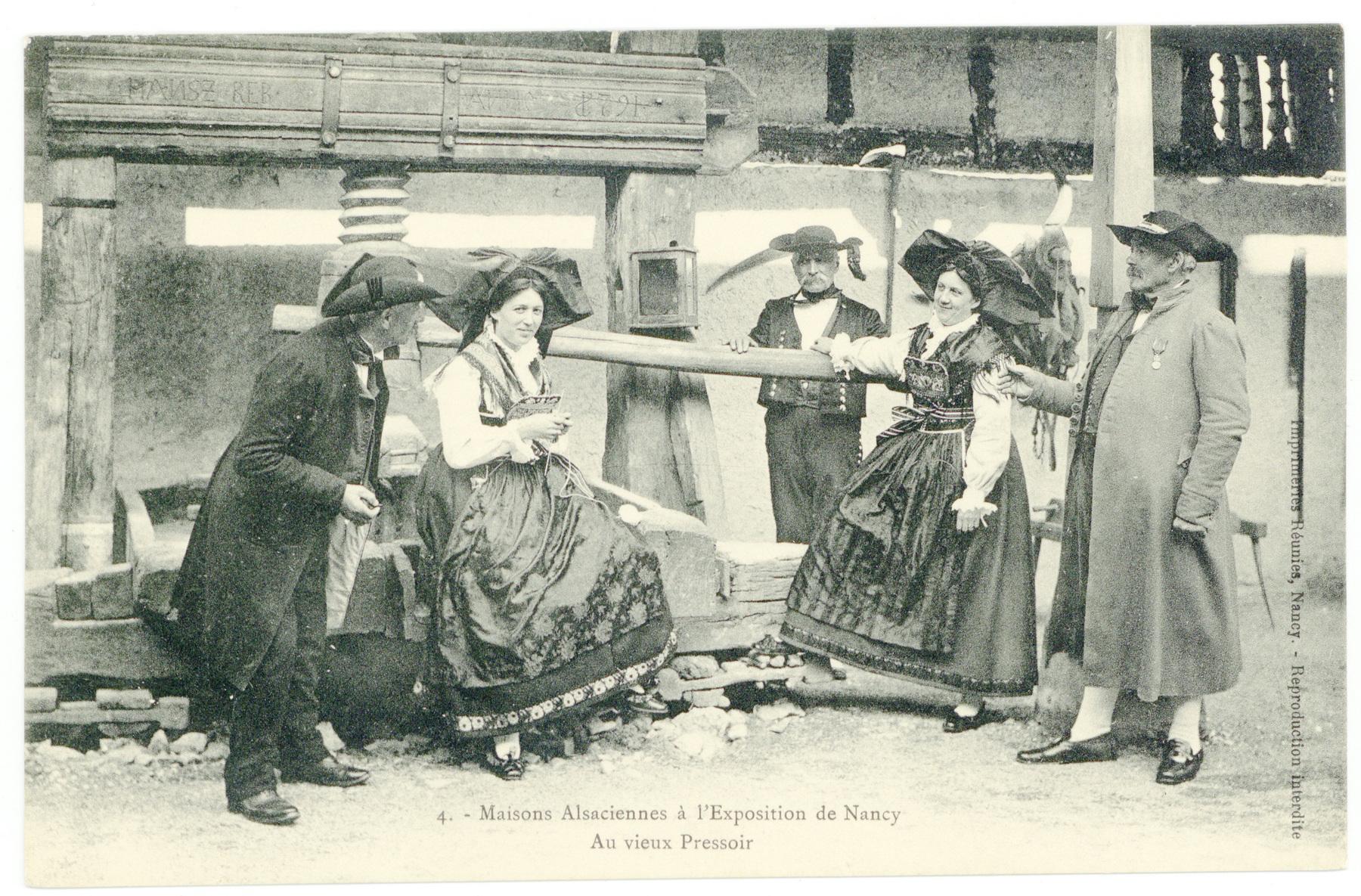 Contenu du Au vieux Pressoir
