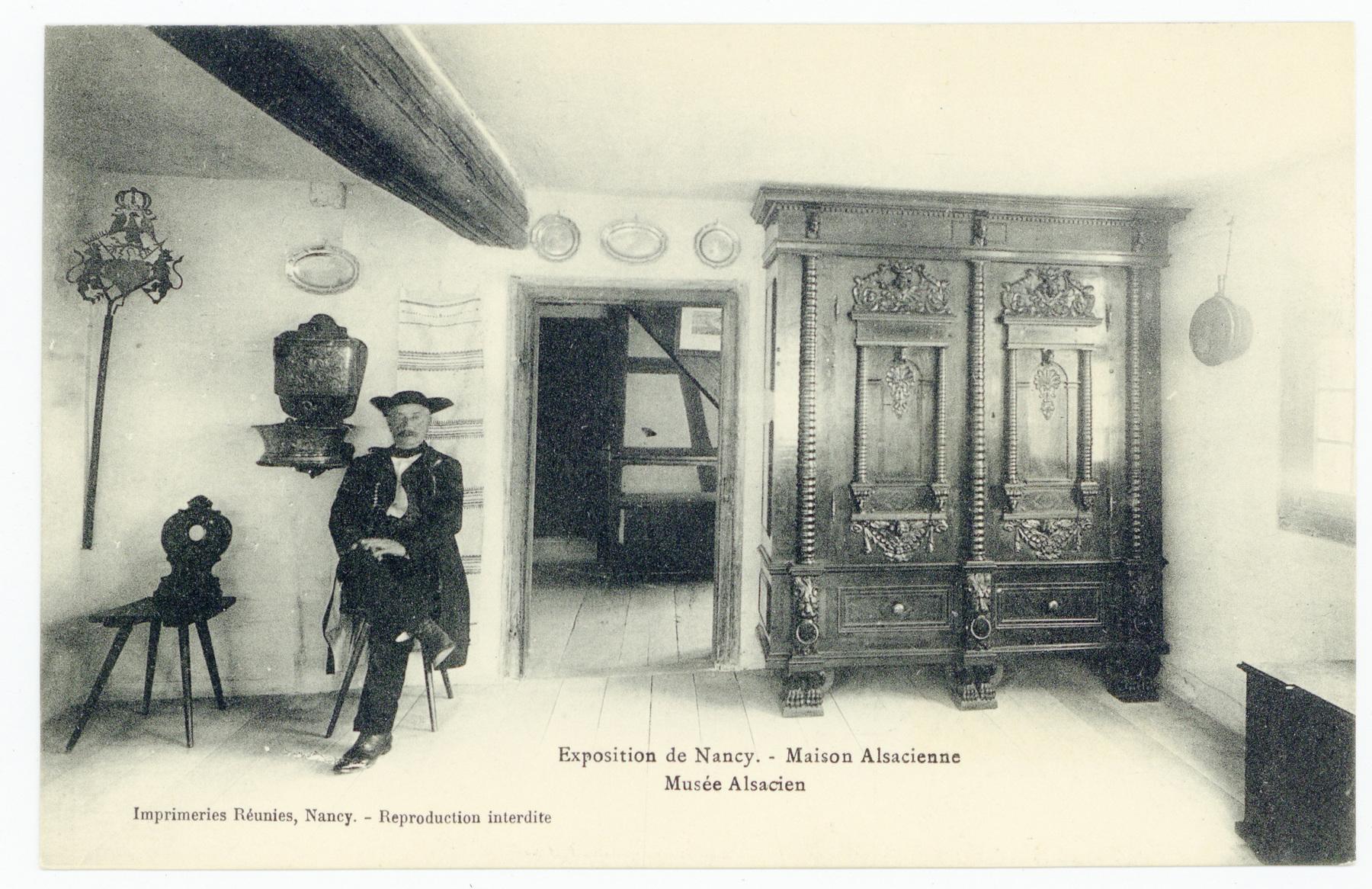 Contenu du Musée Alsacien