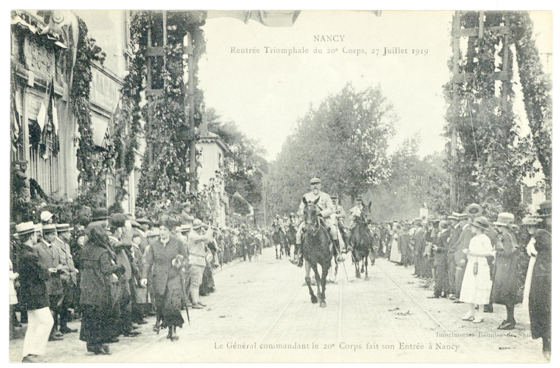 Contenu du Les généraux