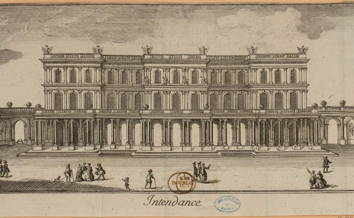 Contenu du Palais de l'Intendance