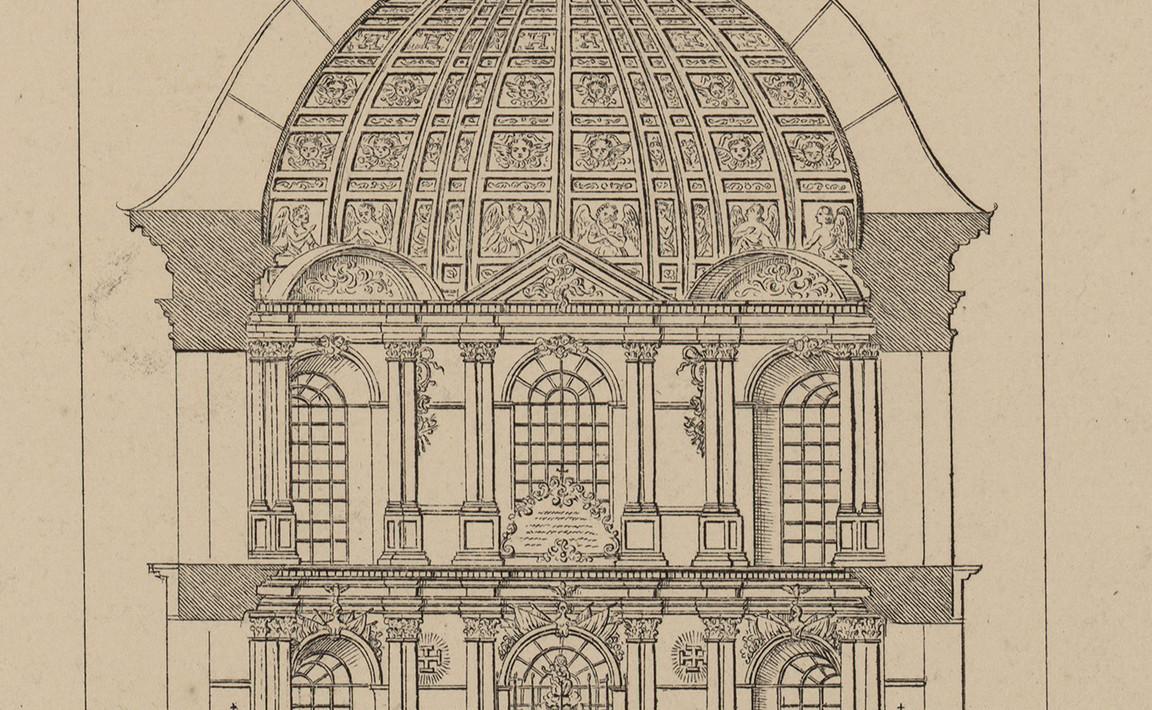 Contenu du La chapelle de l'église des Cordeliers
