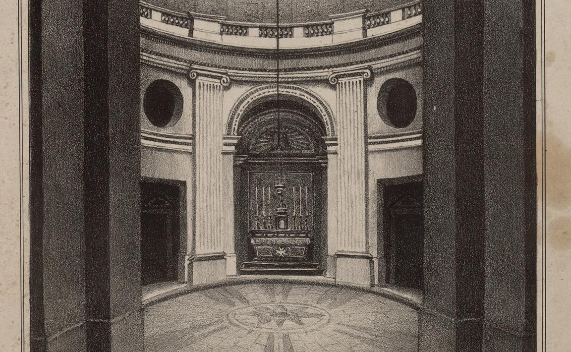Contenu du Chapelle de la Visitation (actuelle chapelle du lycée Henri Poincaré)