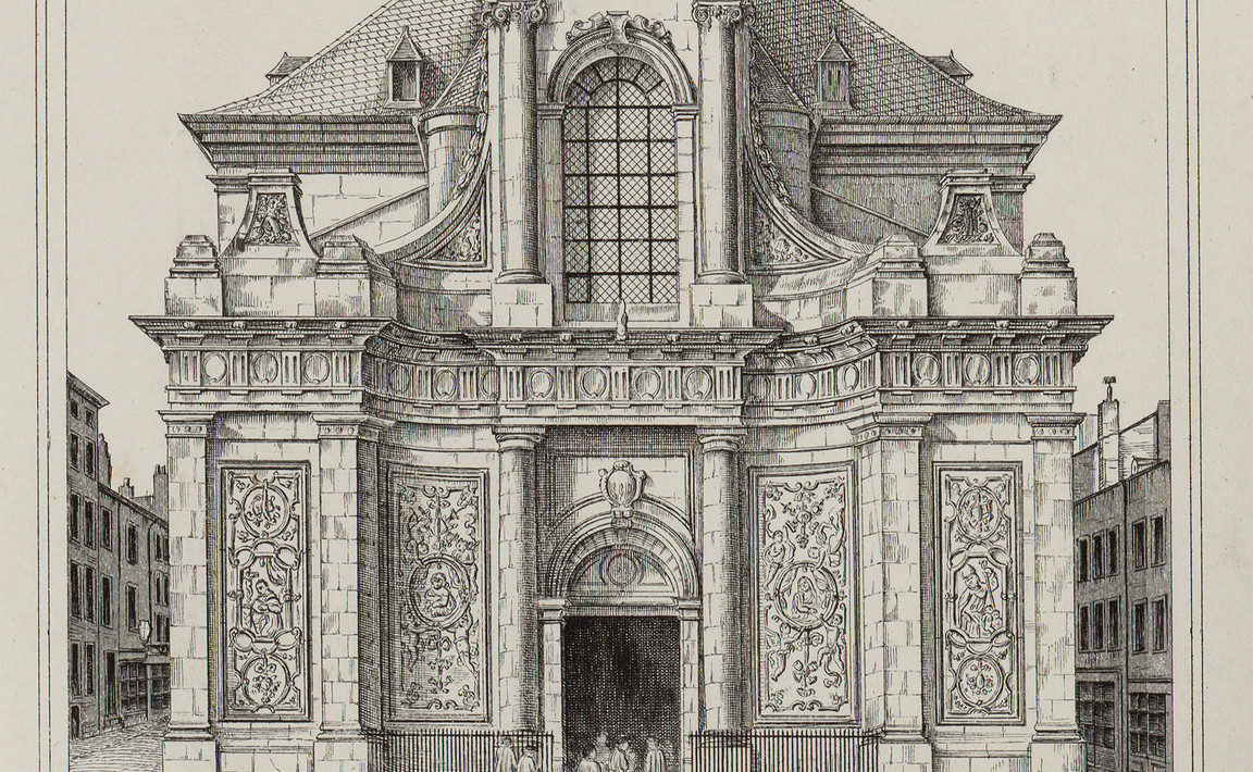 Contenu du Église Saint Sébastien