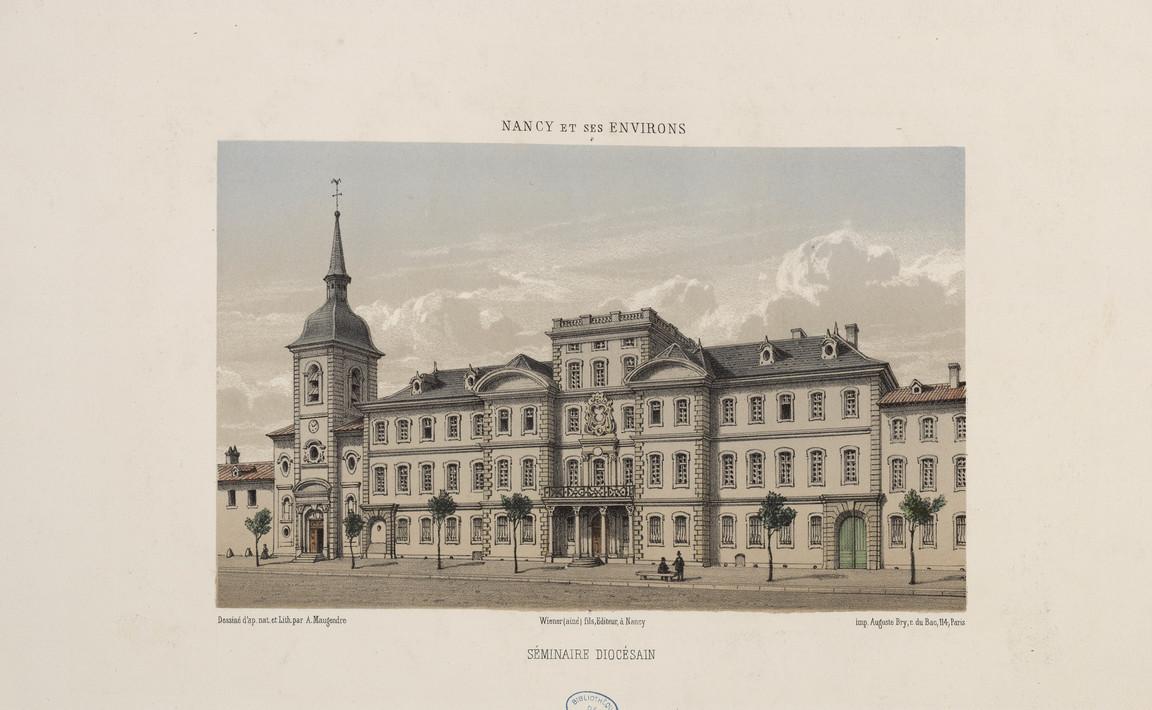 Contenu du Hôtel des missions royales