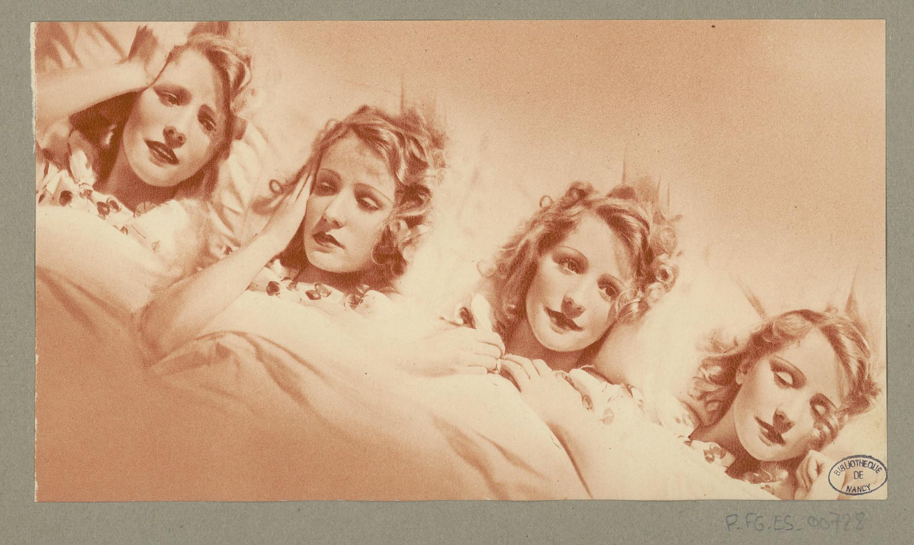 Contenu du Quatre jeunes femmes : Aphloïne
