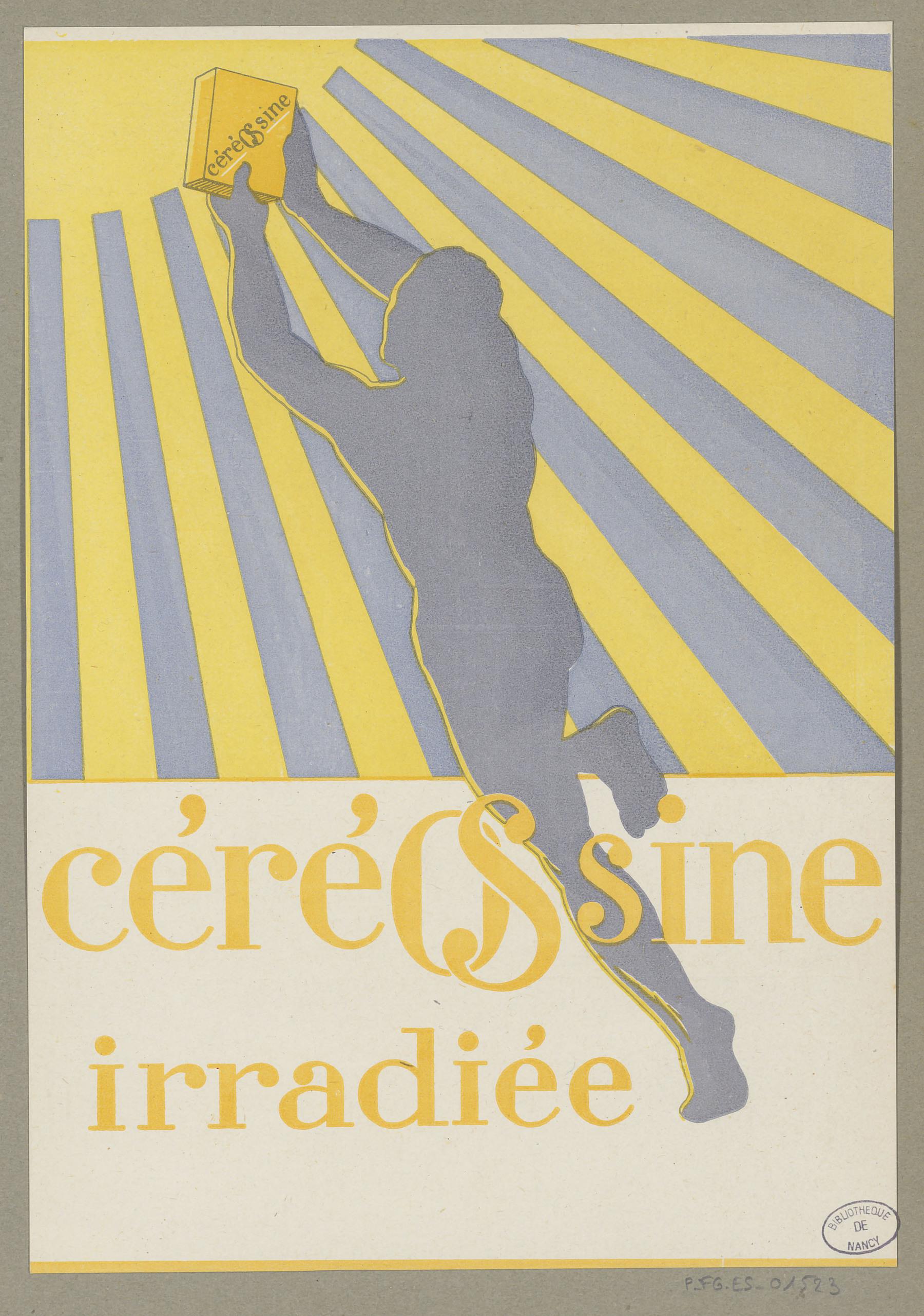 Contenu du Céréosine irradiée