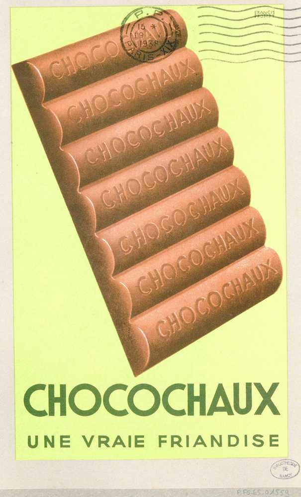 Contenu du A vos tablettes... de chocolat !
