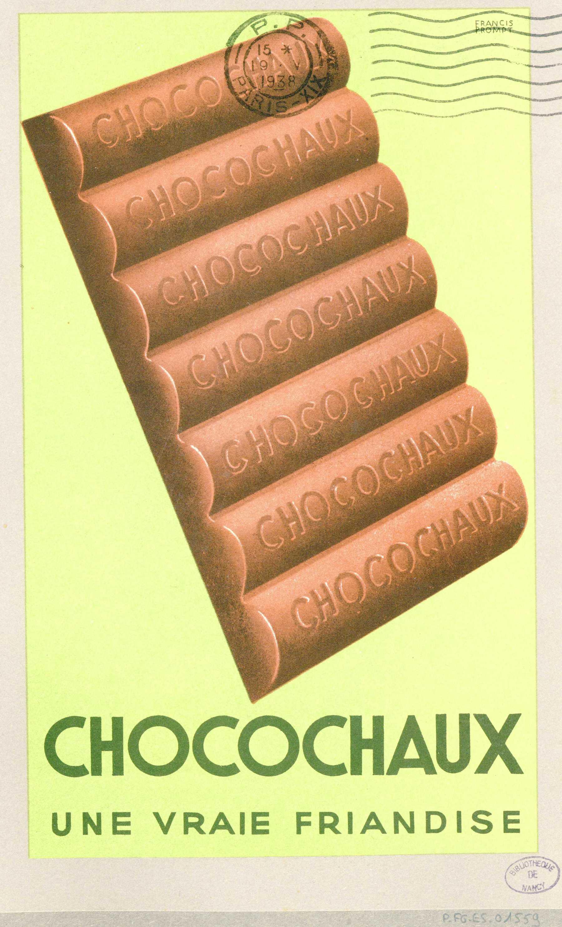 Contenu du Chocochaux