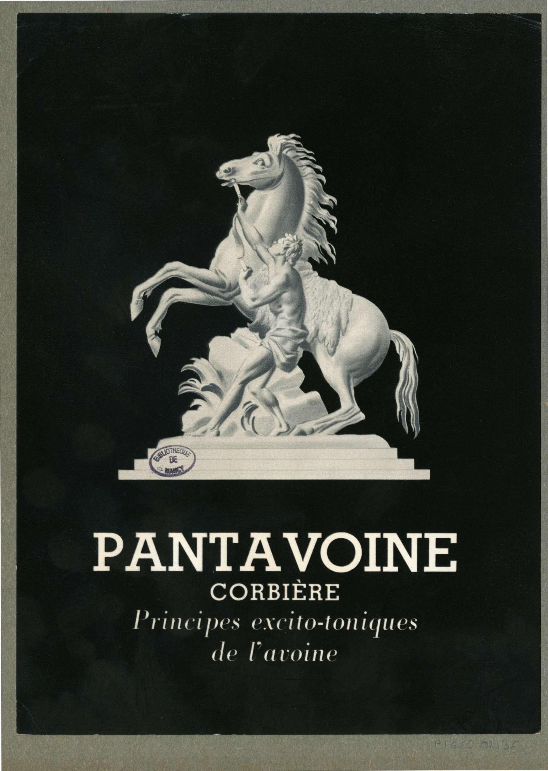 Contenu du Pantavoine