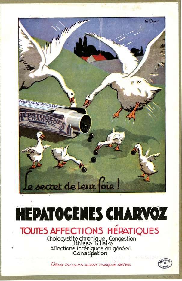Contenu du Les animaux dans la publicité pharmaceutique