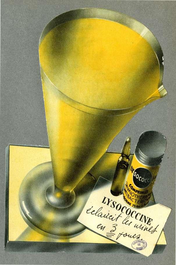 Contenu du La modernité dans la publicité pharmaceutique