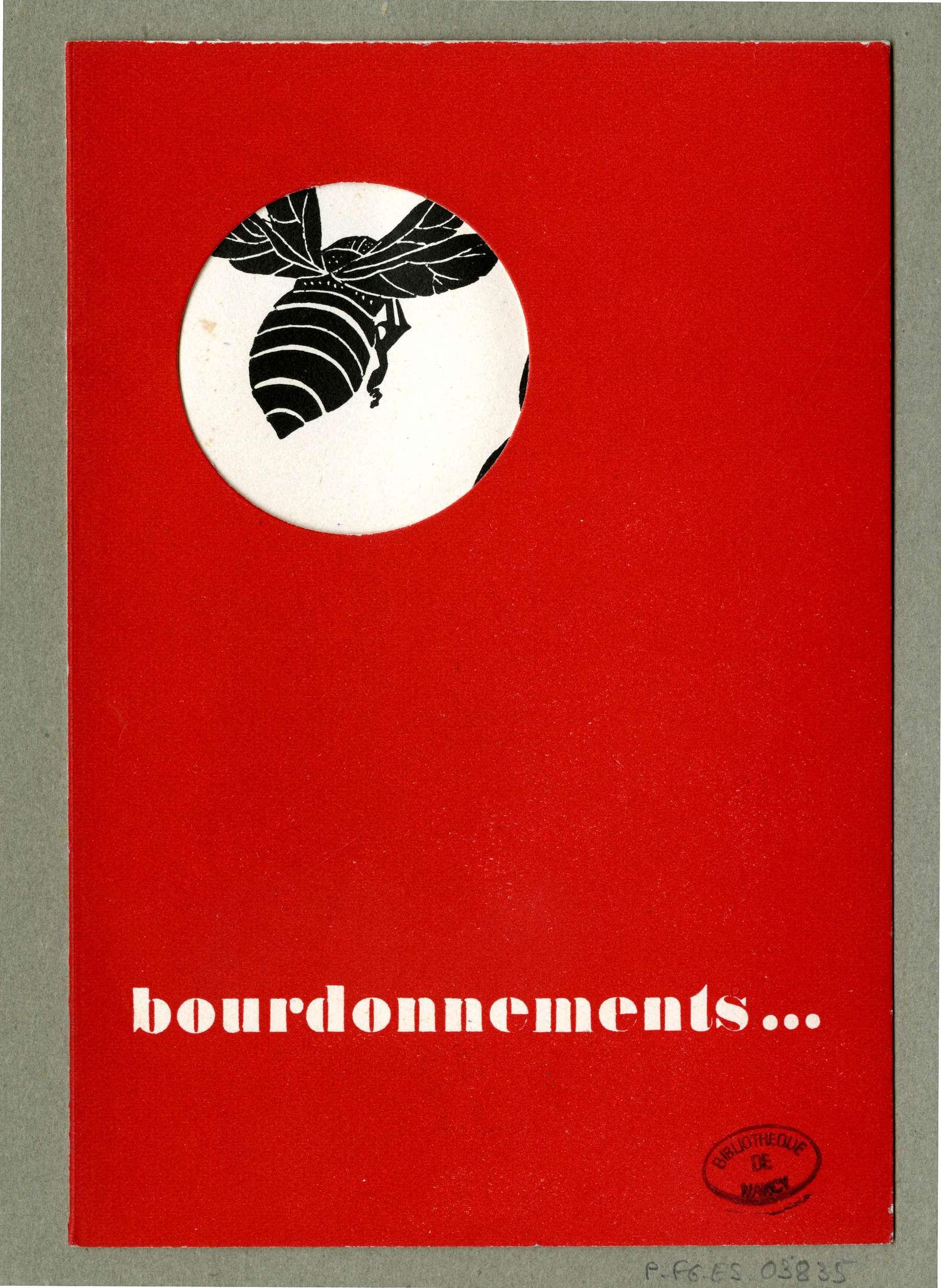 Contenu du Bourdonnements...