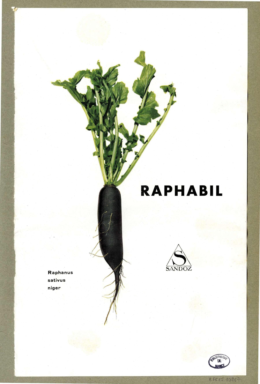 Contenu du Le Raphabil