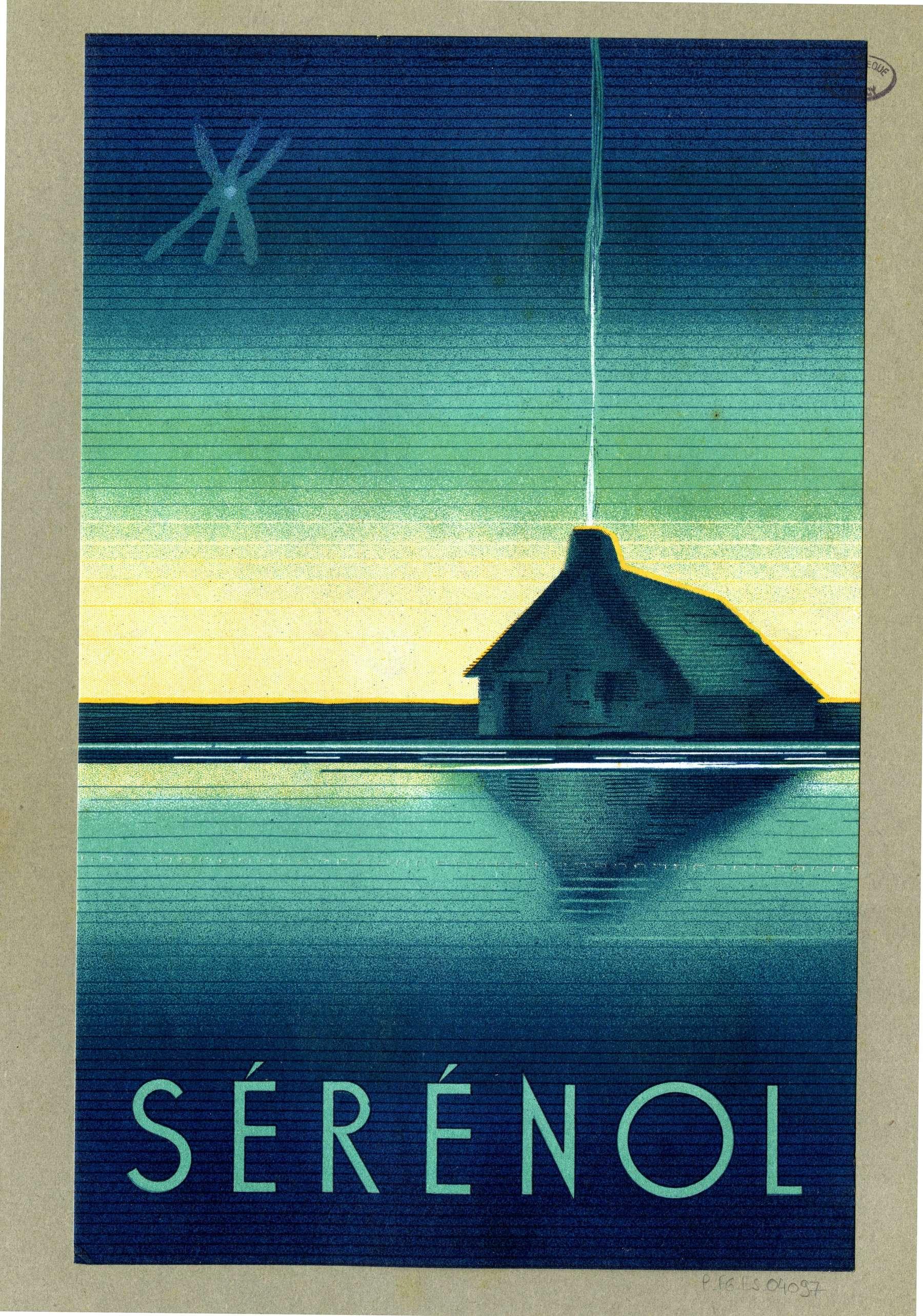 Contenu du Sérénol