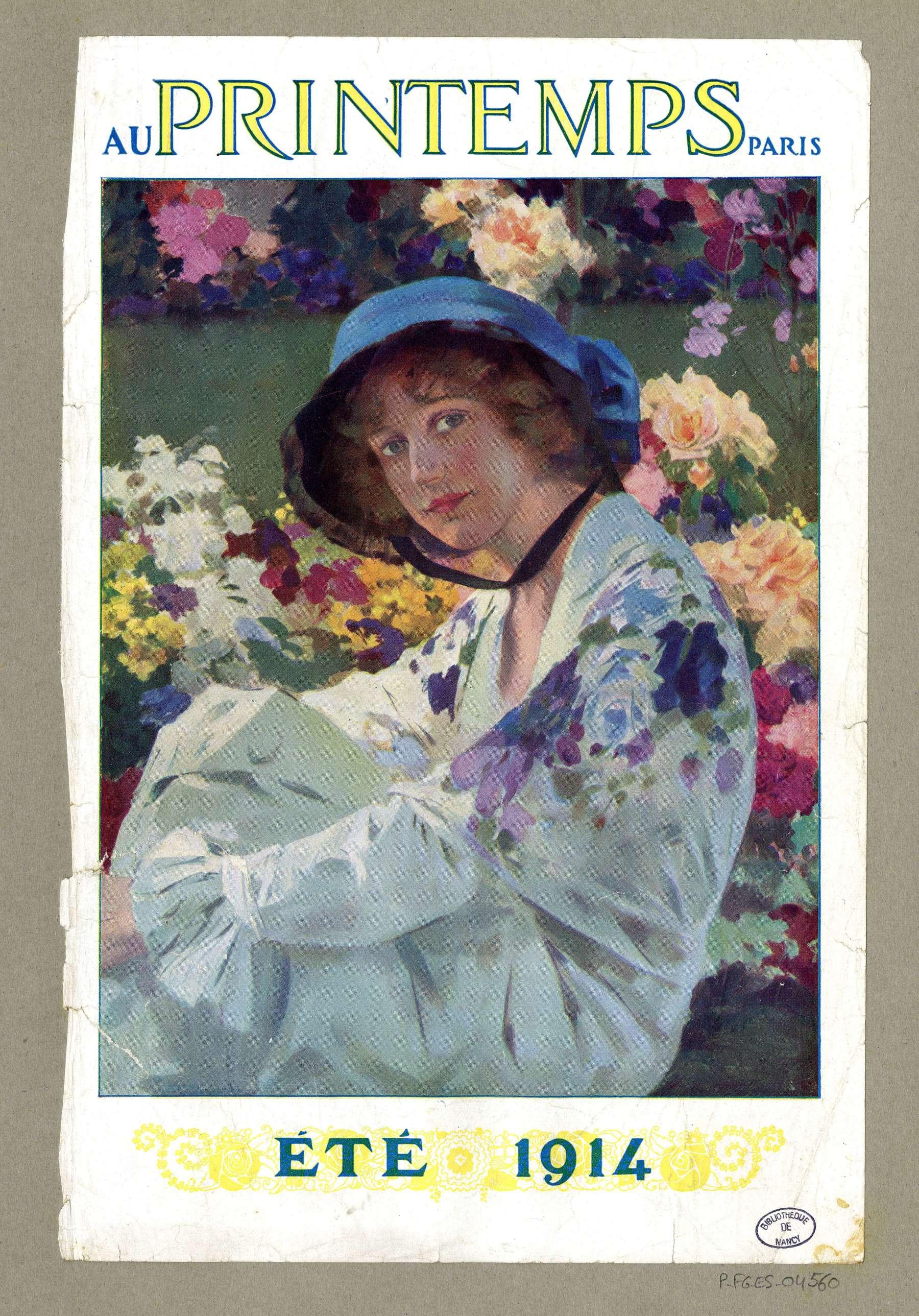 Contenu du Eté 1914