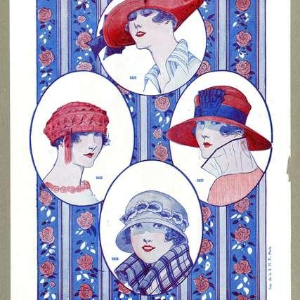 Contenu du Les chapeaux : un accessoire de mode incontournable