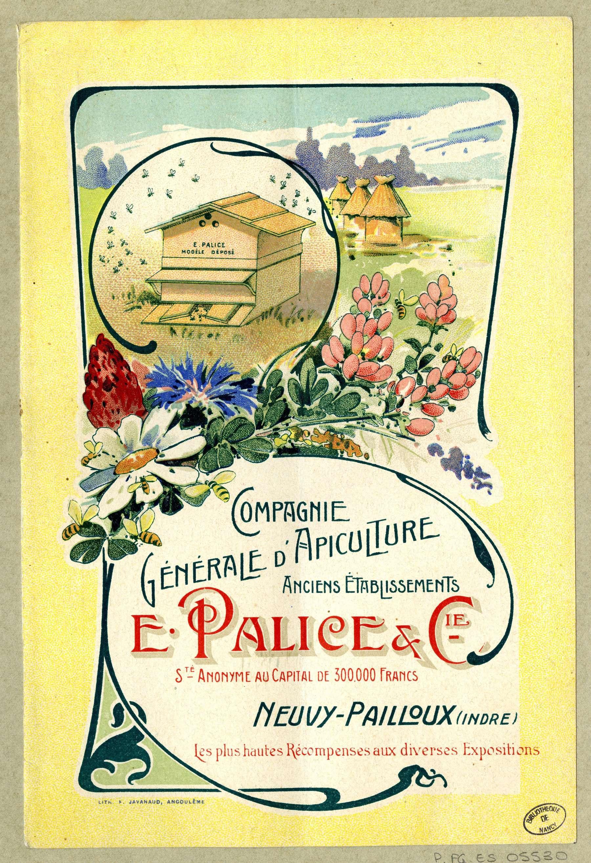 Contenu du Compagnie générale d'apiculture
