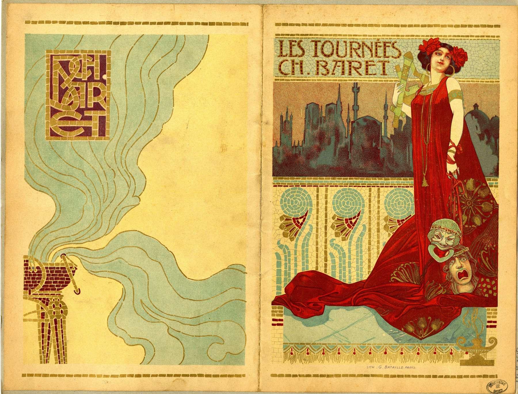 Contenu du Les tournées Ch. Baret