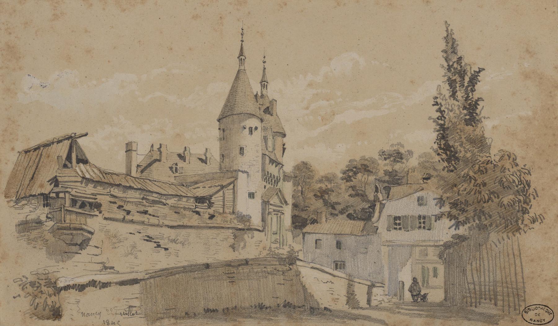 Contenu du La Porte de la Craffe à Nancy