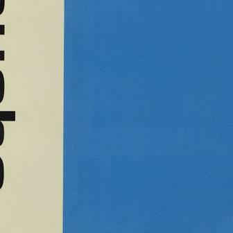 Livres d'artiste sur le Bleu
