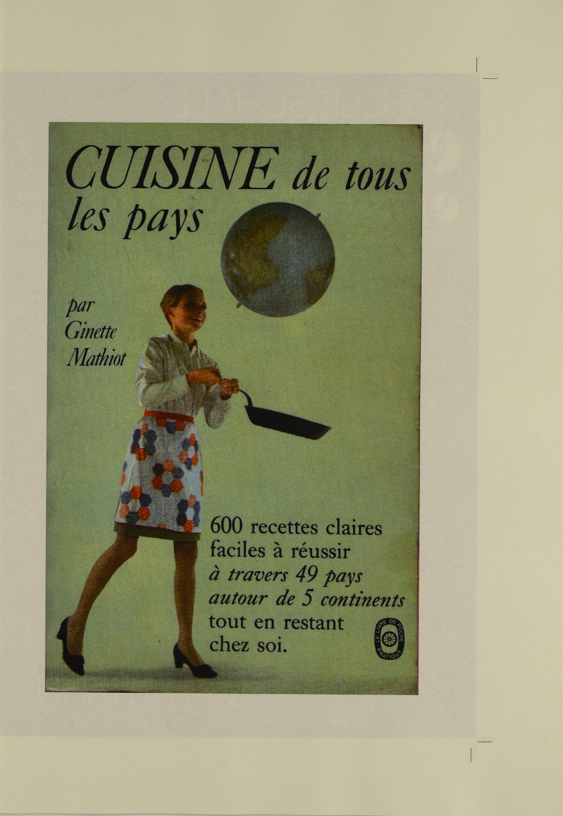 Contenu du Cuisine de tous les pays