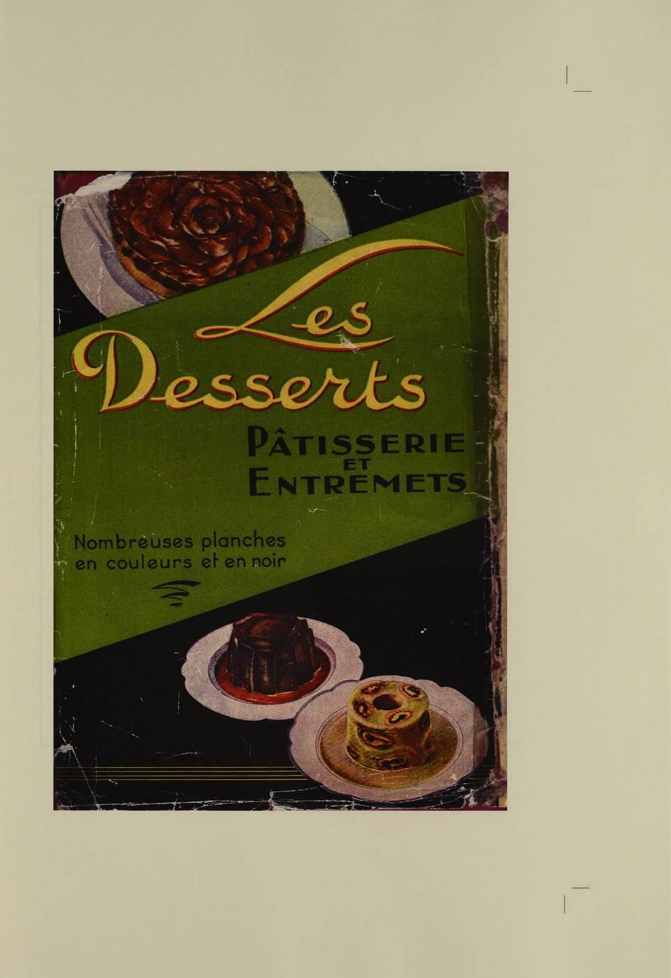 Contenu du Dessert