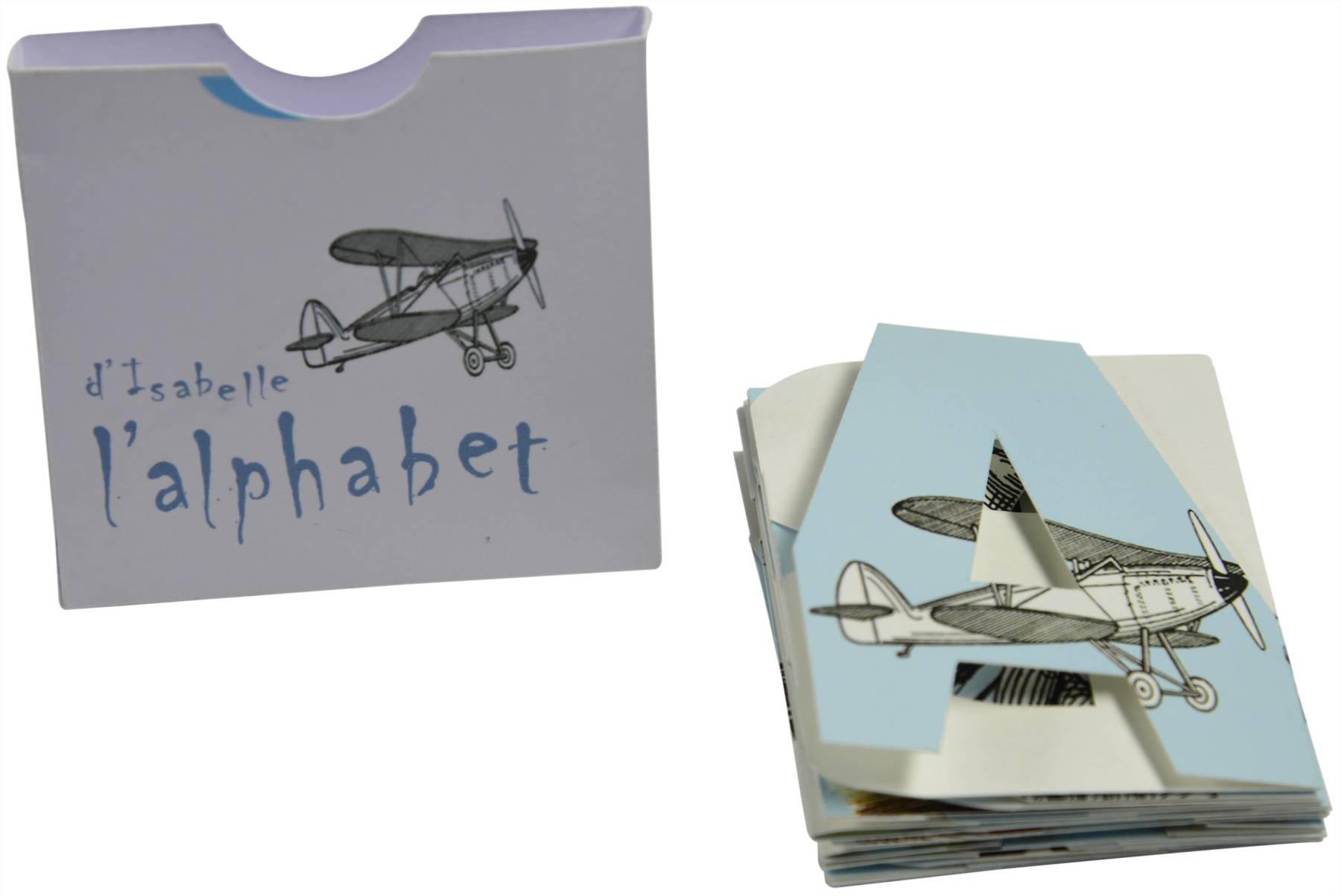 Contenu du L'alphabet