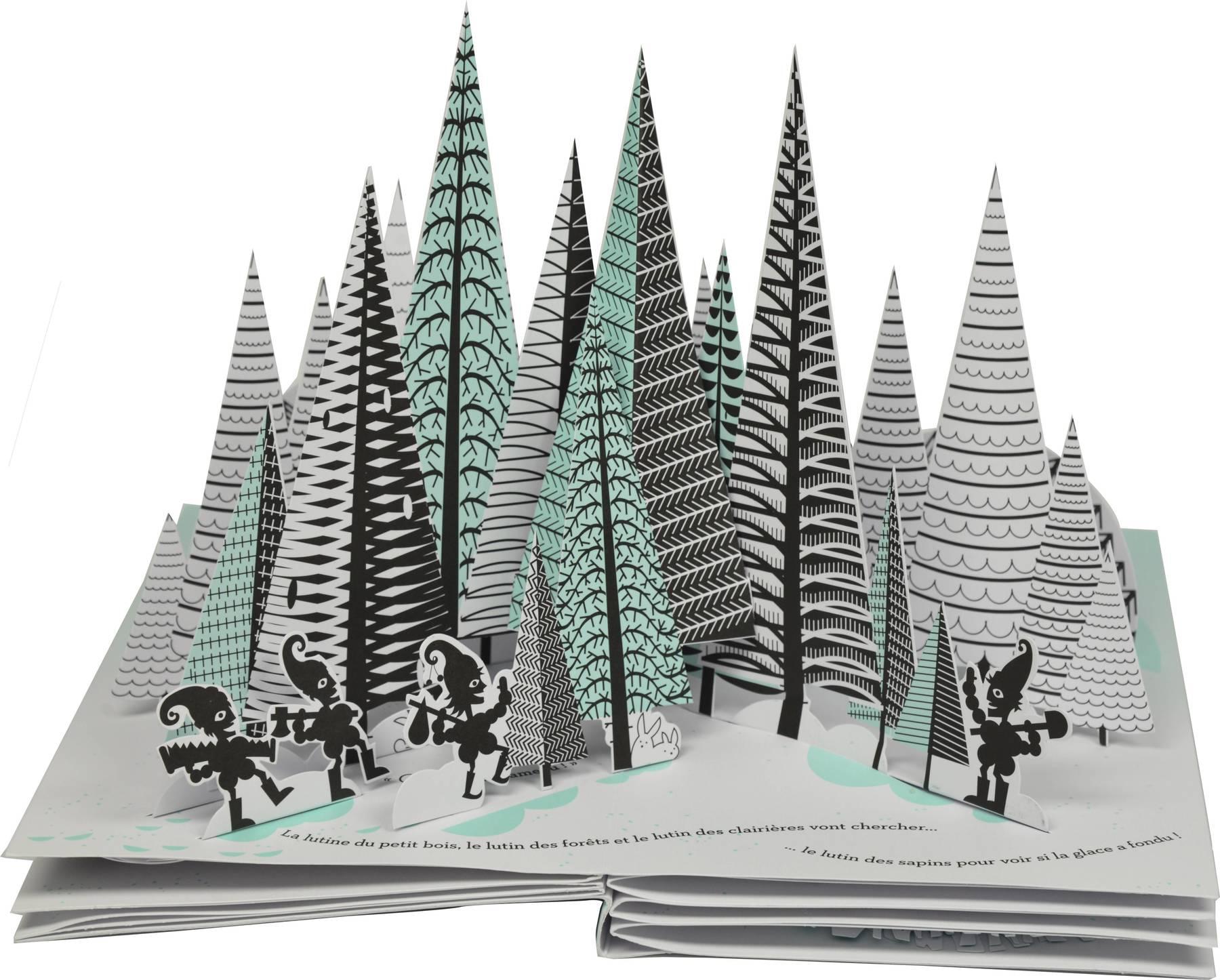 Contenu du La forêt de sapins
