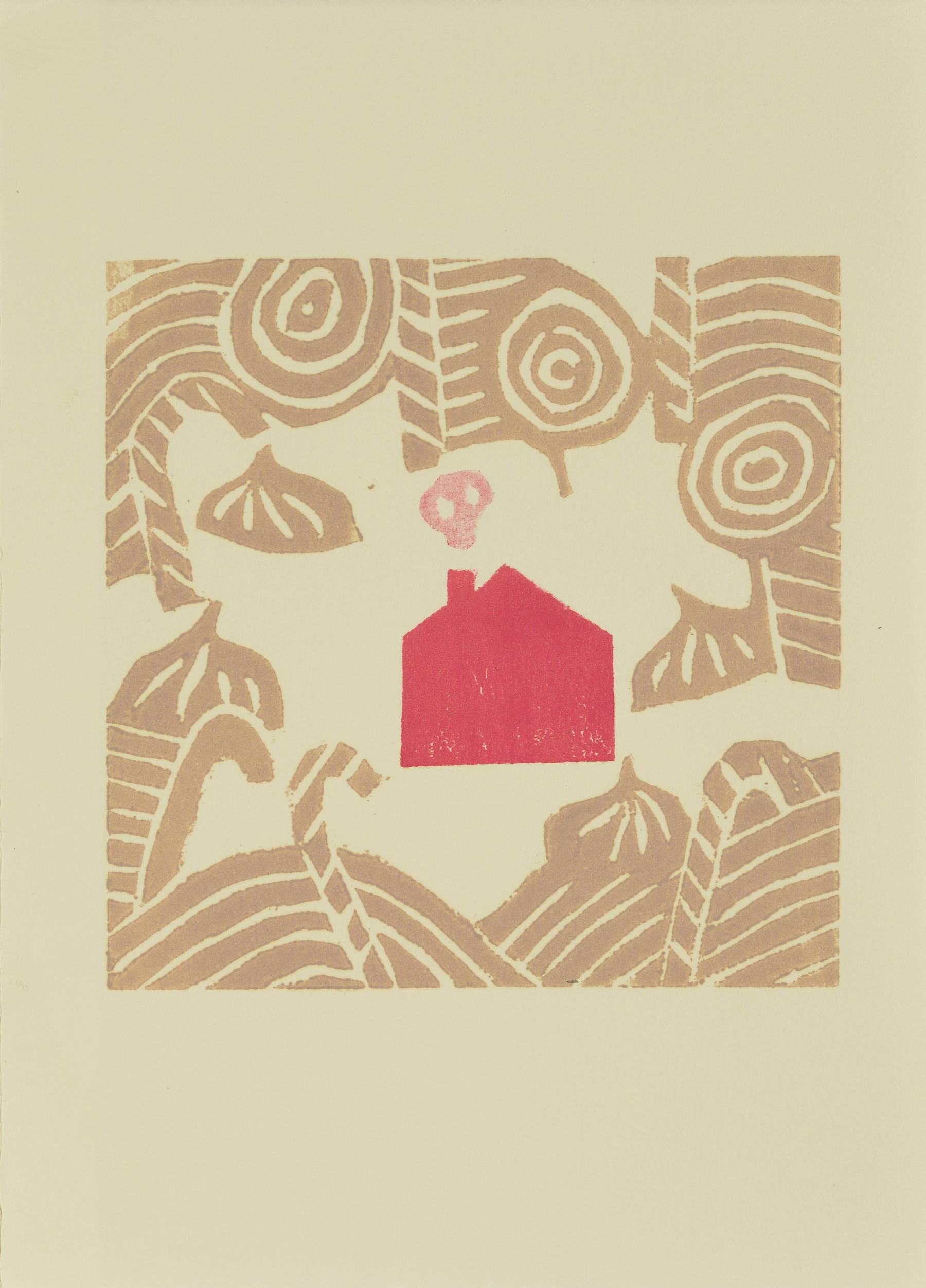 Contenu du Une maison dans la forêt